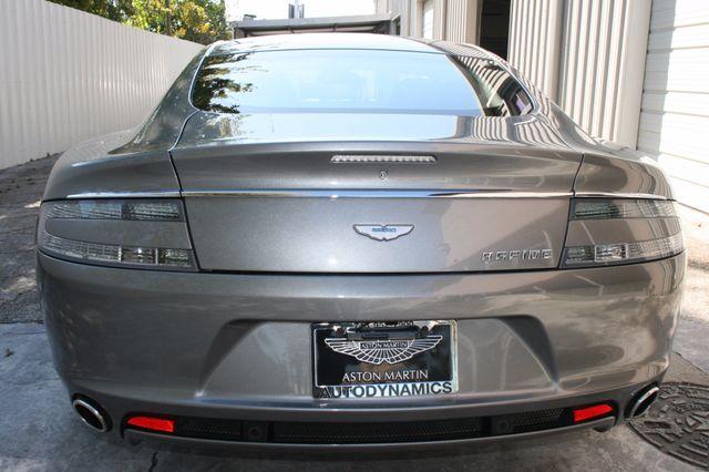 2012 Aston Martin Rapide Houston, Texas 4
