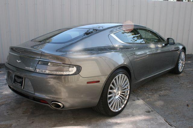 2012 Aston Martin Rapide Houston, Texas 9