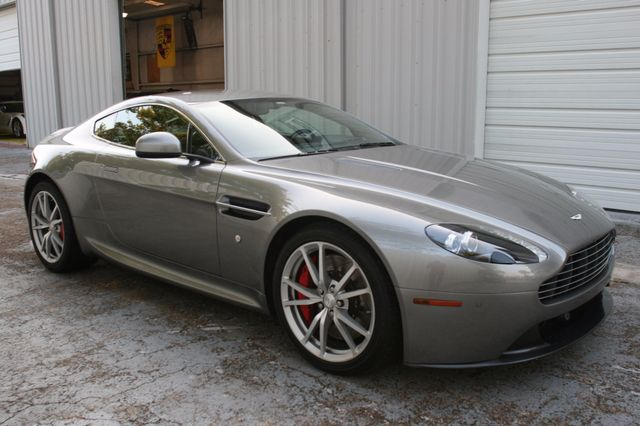 2012 Aston Martin V8 Vantage Houston, Texas 1