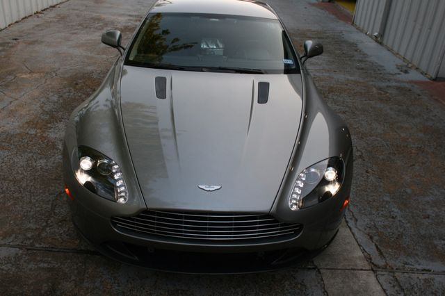 2012 Aston Martin V8 Vantage Houston, Texas 10