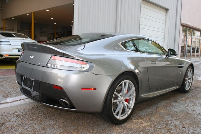 2012 Aston Martin V8 Vantage Houston, Texas 4
