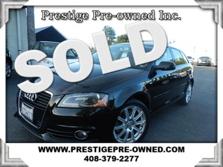 2012 Audi A3 in Campbell California