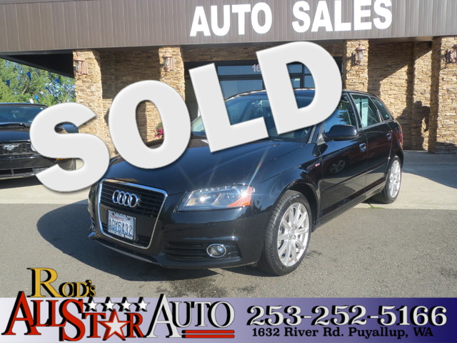 2012 Audi A3 20T Premium Plus The CARFAX Buy Back Guarantee that comes with this vehicle means th