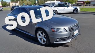 2012 Audi A4 Quattro 2.0T Premium Plus | Ashland, OR | Ashland Motor Company in Ashland OR