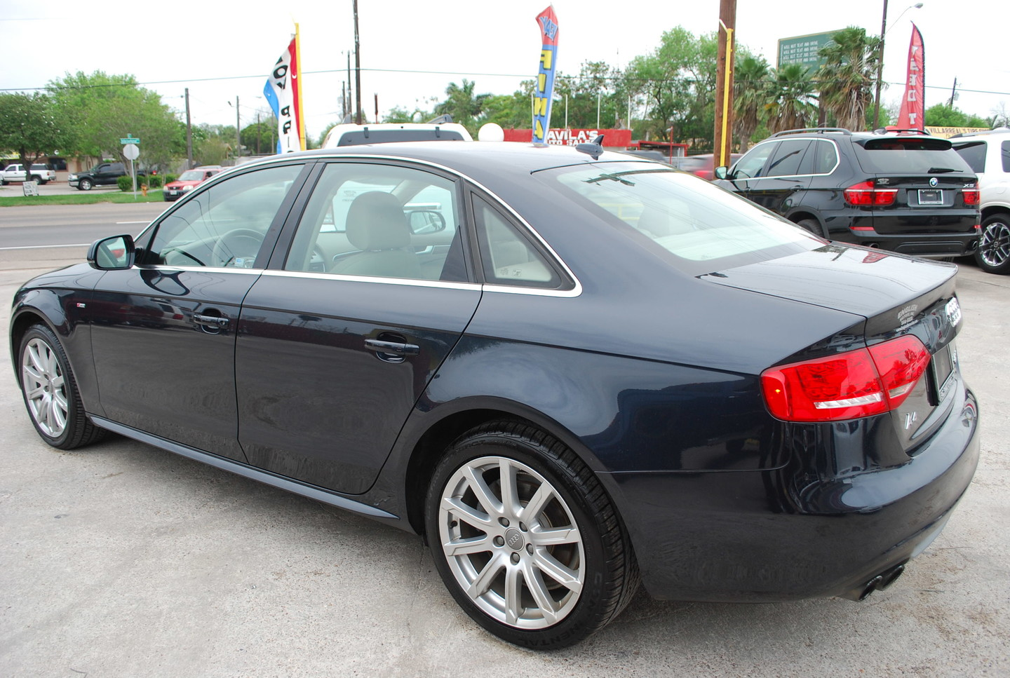 2012 audi a4 20t premium plus brownsville tx english motors. Black Bedroom Furniture Sets. Home Design Ideas