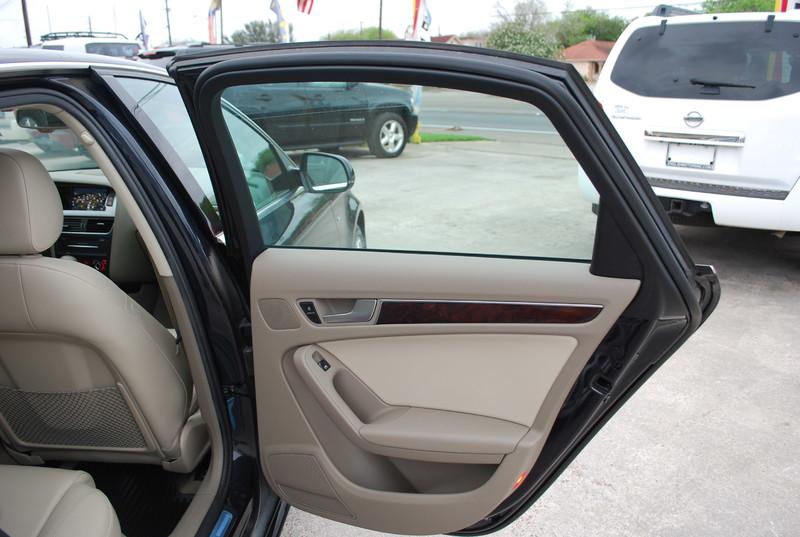 2012 Audi A4 20T Premium Plus  Brownsville TX  English Motors  in Brownsville, TX