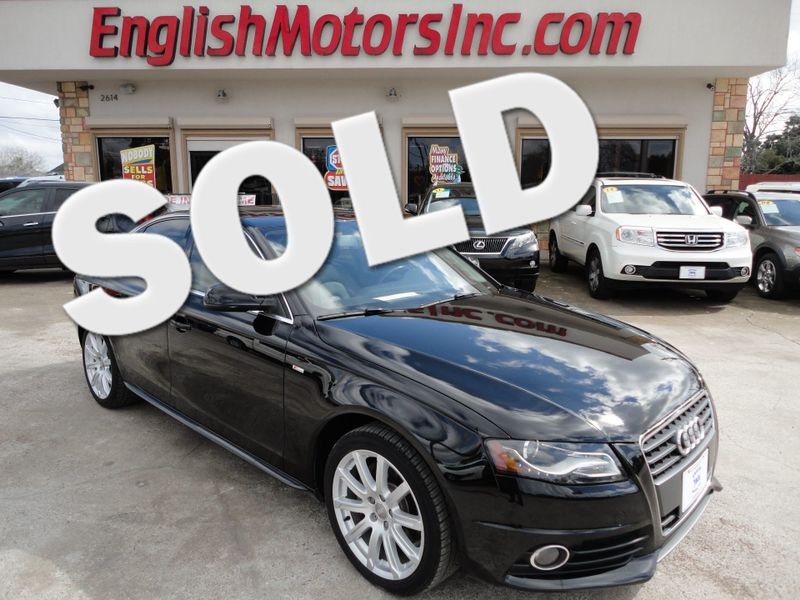 2012 Audi A4 20T Premium Plus  Brownsville TX  English Motors  in Brownsville, TX
