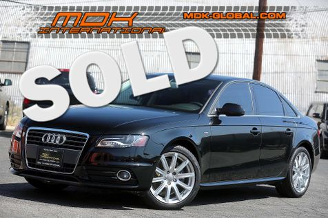 2012 Audi A4 2.0T Premium Plus - Navigation - S-Line in Los Angeles