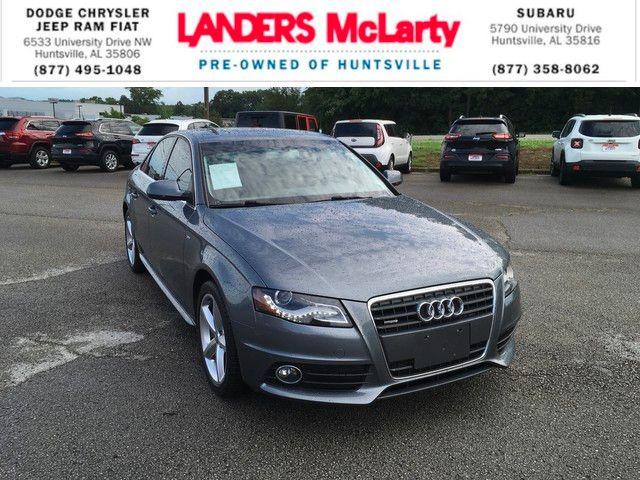 2012 Audi A4 2.0T Premium Plus | Huntsville, Alabama | Landers Mclarty DCJ & Subaru in  Alabama