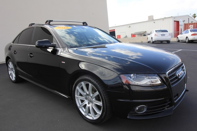 2012 Audi A4* LEATHER*LOW MI* MOONROOF* NAVI* BOSE*  2.0T Premium Plus* BACK UP* LOADED* WOW Las Vegas, Nevada 2