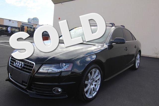 2012 Audi A4* LEATHER*LOW MI* MOONROOF* NAVI* BOSE*  2.0T Premium Plus* BACK UP* LOADED* WOW Las Vegas, Nevada 0