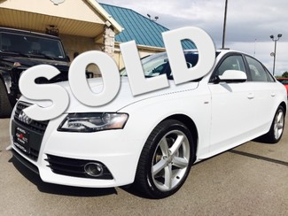 2012 Audi A4 2.0T Premium Plus LINDON, UT