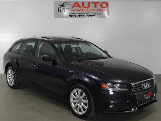 2012 Audi A4 B8 2.0T Premium Matthews, NC 2