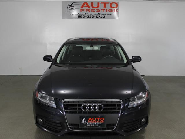 2012 Audi A4 B8 2.0T Premium Matthews, NC 1