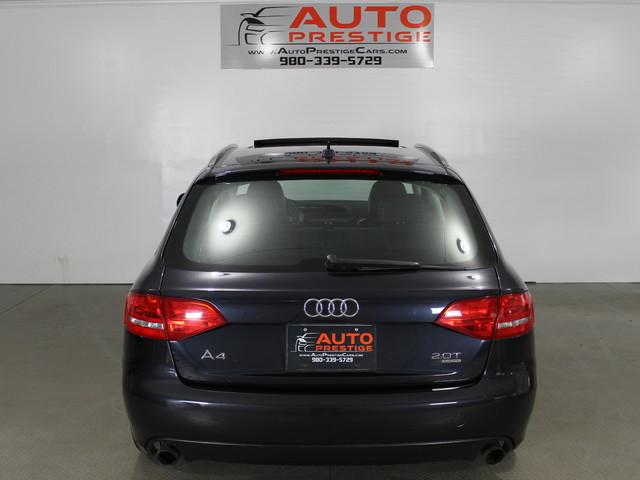 2012 Audi A4 B8 2.0T Premium Matthews, NC 25