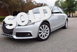 2012 Audi A4 2.0T Premium Memphis, Tennessee