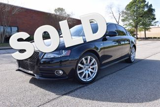 2012 Audi A4 2.0T Premium Plus Memphis, Tennessee