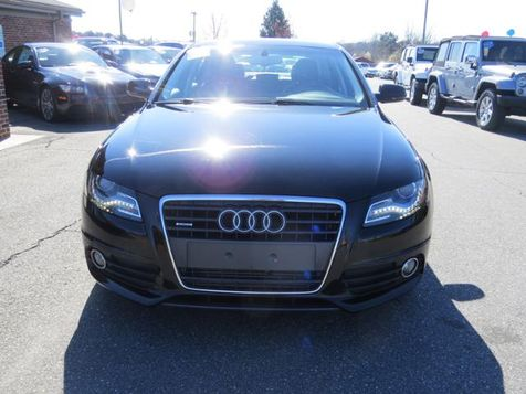 2012 Audi A4 2.0T Premium Plus | Mooresville, NC | Mooresville Motor Company in Mooresville, NC