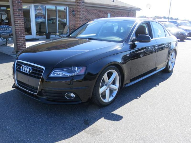 2012 Audi A4 2.0T Premium Plus | Mooresville, NC | Mooresville Motor Company in Mooresville NC