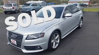2012 Audi A4 Quattro 2.0T Premium Plus | Ashland, OR | Ashland Motor Company in Ashland OR