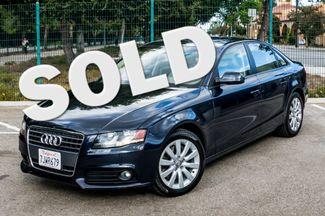 2012 Audi A4 2.0T Premium - AUTO - 48K MILES - SUNROOF Reseda, CA