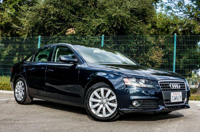 2012 Audi A4 2.0T Premium - AUTO - 48K MILES - SUNROOF Reseda, CA 3