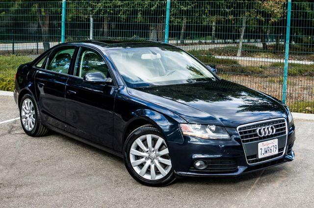 2012 Audi A4 2.0T Premium - AUTO - 48K MILES - SUNROOF Reseda, CA 41