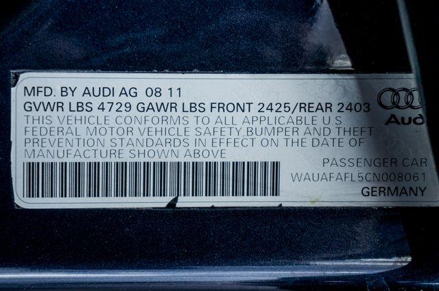 2012 Audi A4 2.0T Premium - AUTO - 48K MILES - SUNROOF Reseda, CA 36