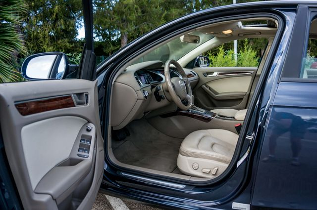 2012 Audi A4 2.0T Premium - AUTO - 48K MILES - SUNROOF Reseda, CA 12