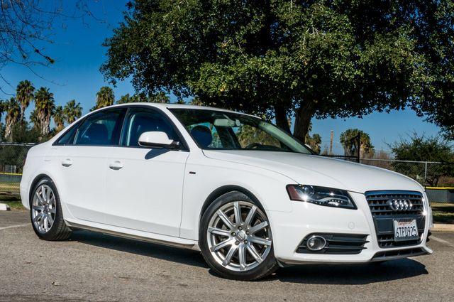2012 Audi A4 2.0T Premium Plus Reseda, CA 3