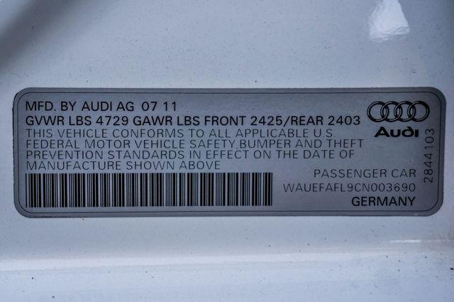 2012 Audi A4 2.0T Premium Plus Reseda, CA 42
