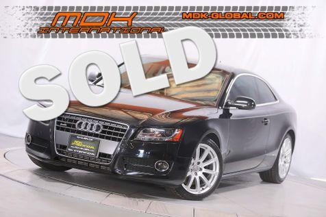 2012 Audi A5 2.0T Premium Plus - Manual - Navigation in Los Angeles