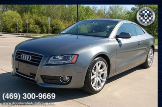 2012 Audi A5 2.0T Premium Plus | Garland, Texas | Accelerate Auto Group in Garland