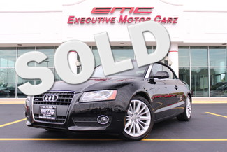 2012 Audi A5 in Grayslake,, Illinois
