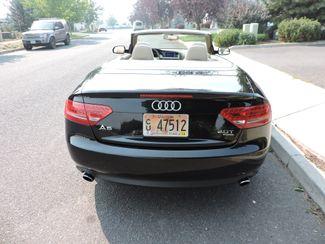 2012 Audi A5 Quattro Premium Plus Convertible 2.0T Low Miles! Bend, Oregon 2