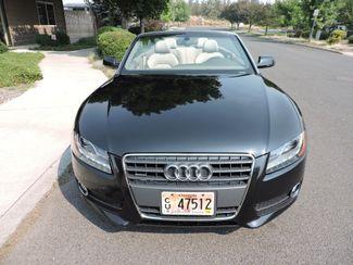 2012 Audi A5 Quattro Premium Plus Convertible 2.0T Low Miles! Bend, Oregon 4
