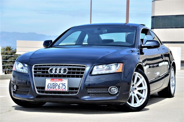 2012 Audi A5 2.0T Prestige Reseda, CA 1
