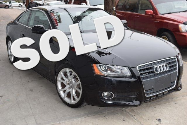 2012 Audi A5 2.0T Premium Plus Richmond Hill, New York 0