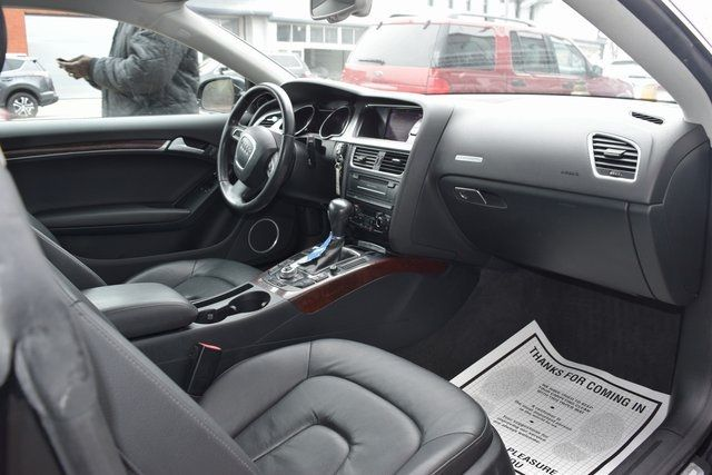 2012 Audi A5 2.0T Premium Plus Richmond Hill, New York 19