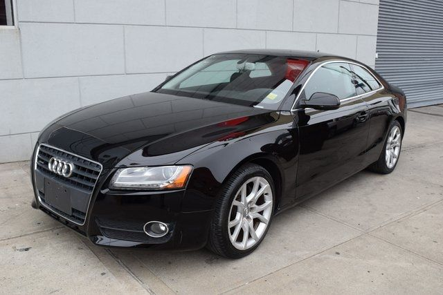 2012 Audi A5 2.0T Premium Plus Richmond Hill, New York 2