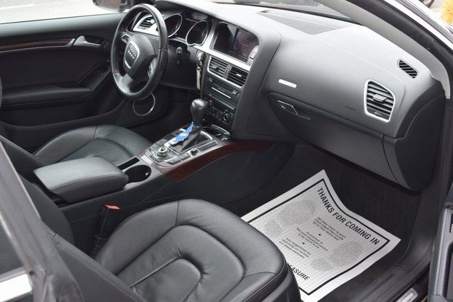 2012 Audi A5 2.0T Premium Plus Richmond Hill, New York 21