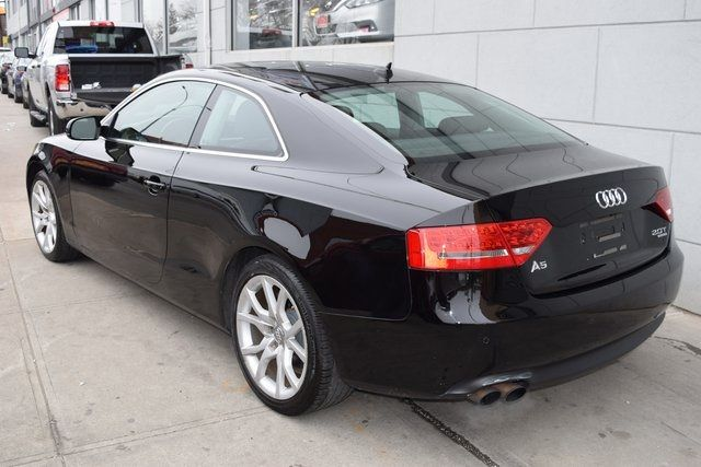 2012 Audi A5 2.0T Premium Plus Richmond Hill, New York 3