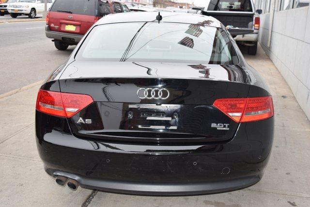 2012 Audi A5 2.0T Premium Plus Richmond Hill, New York 4