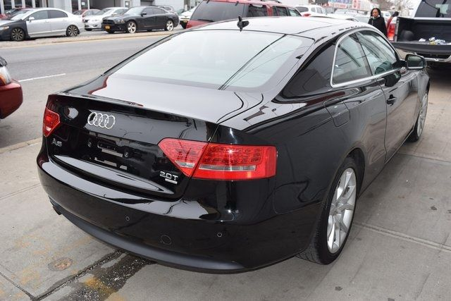 2012 Audi A5 2.0T Premium Plus Richmond Hill, New York 5