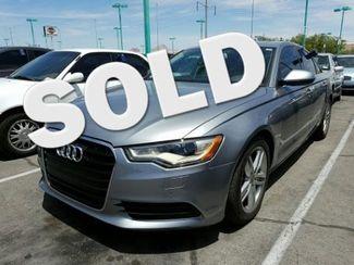 2012 Audi A6* BOSE* NAVI* LEATHER* HEATED* BACK UP*  2.0T Premium Plus* TURBO* MOON* LOADED* LOW MI Las Vegas, Nevada