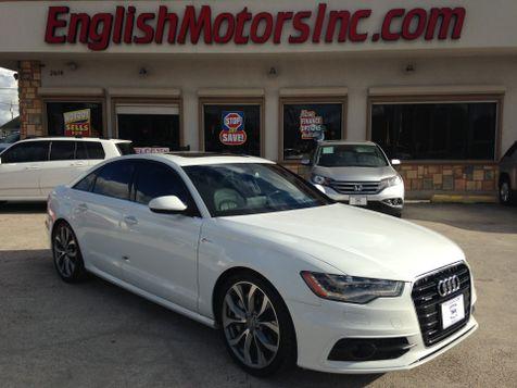 2012 Audi A6 3.0T Prestige in Brownsville, TX