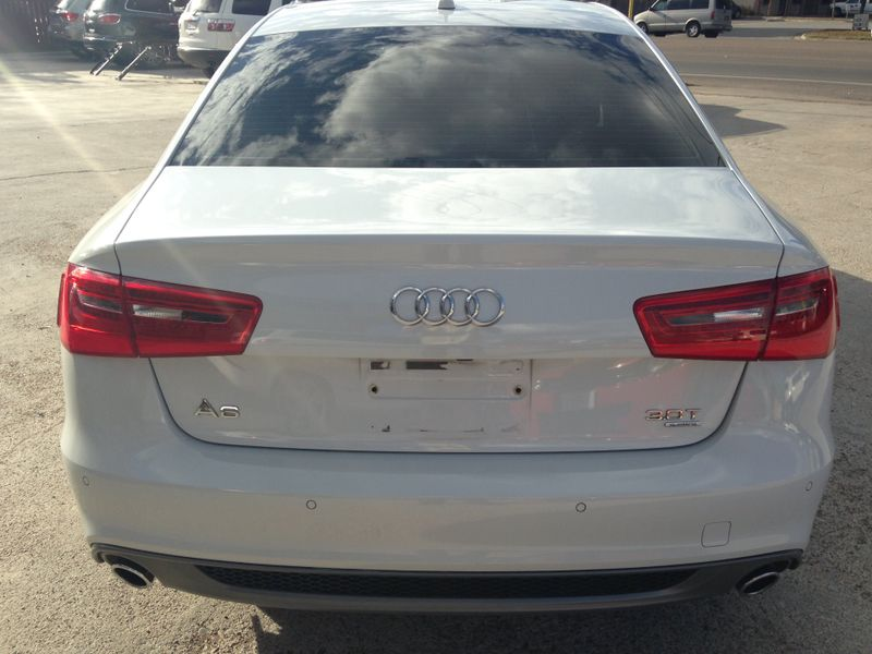 2012 Audi A6 30T Prestige  Brownsville TX  English Motors  in Brownsville, TX