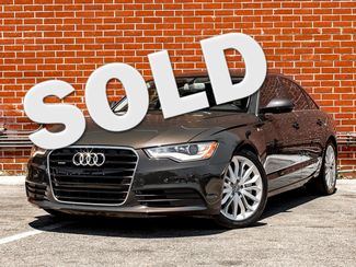 2012 Audi A6 3.0T Premium Plus Burbank, CA