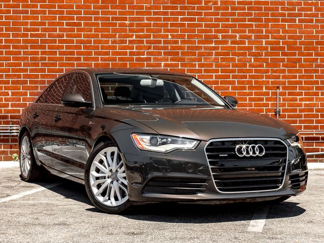 2012 Audi A6 3.0T Premium Plus Burbank, CA 2