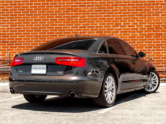 2012 Audi A6 3.0T Premium Plus Burbank, CA 3